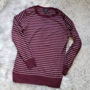 BNWOT Worthington striped sweater